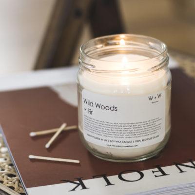 Hiraeth Home Store | Wood & Wick